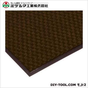 ミヅシマ工業 エンハンスマット500 ブラウン 1800mm×18M 413-0350