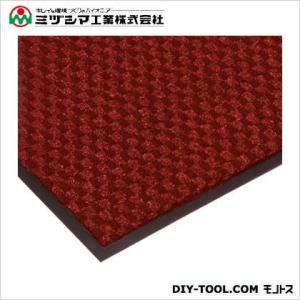ミヅシマ工業 エンハンスマット500 レッド 1800mm×18M 413-0360
