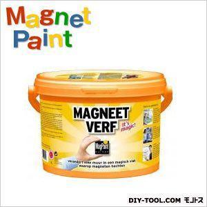 可能性は、無限大・・・壁に塗ると磁石がくっつく塗料。 1回塗りで約12.5m2塗装することが出来ます...