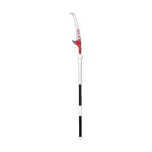 ニシガキ 枝打ち一発(高枝のこぎり)(伸縮式枝打ち鋸) 6.5m N-763|diy-tool