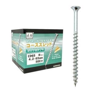 匠力 コーススレッド  全ネジ 3.8×51 CD51ZE|diy-tool