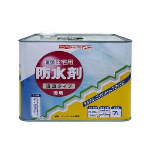 ニッペホーム 住宅用防水剤 7L