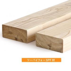 カナダ産輸入木材。ホワイトウッド系木材。主な用途は2x4住宅の構造材ですがDIYでも使用できます。本...