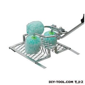 大塚刷毛製造 ワンタッチ瓦棒ペイントセット3面塗りローラー 1602250000|diy-tool