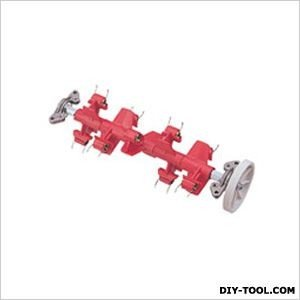 RYOBI(リョービ) 芝刈機用サッチング刃セット LM-2310用 230mm 6731027|diy-tool
