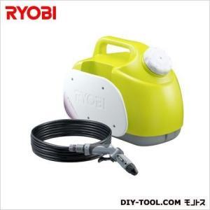 RYOBI/リョービ ポータブルウォッシャー(コードレス洗浄機)簡易シャワー PLW-150|diy-tool