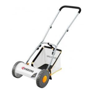 RYOBI(リョービ) 手動芝刈り機 白 HLM-3000 手押し 電源不要 刈り込み幅300mm|diy-tool