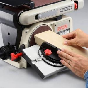RYOBI/リョービ リョービベルトディスクサンダー 白 560 x 310 x 330 mm BDS-1010 電動工具 diy-tool 03