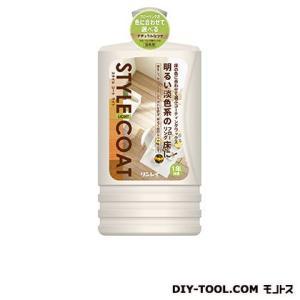 リンレイ スタイルコート 床用樹脂ワックス  ライト 500ml  604516|diy-tool