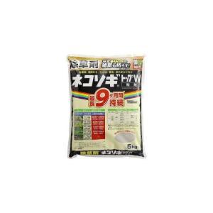 レインボー薬品 ネコソギトップW粒剤 5kg 1個|diy-tool
