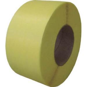積水 梱包機用PPバンドJ-S1タイプ1巻梱包15.5×2500mイエロー 400 x 400 x 150 mm PP15.5X2500J-S1-K1の商品画像|ナビ