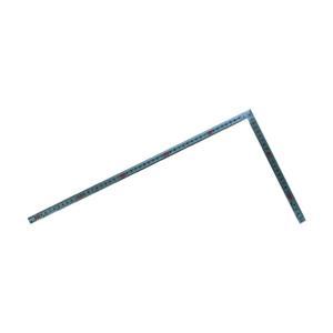 シンワ測定 曲尺同厚同目 名作 赤数字入(さしがね) シルバー 30cm 10647 1