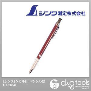 シンワ測定 シンワケガキ針C 78654の商品画像