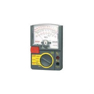 SANWA アナログ絶縁抵抗計500V/250V/125V 165 x 165 x 65 mm PDM5219S 1|diy-tool