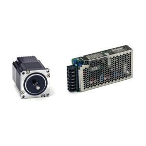 シナノケンシ スピードコントローラ内蔵ステッピングモーター SSA-VR-56D3-PS