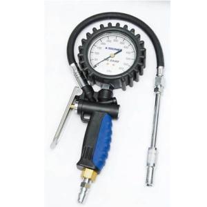 【特長】レバー操作で簡単にタイヤの空気圧測定・ 増圧・ 減圧が可能●大きく見やすい3インチ文字盤。●...