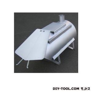 鈴木工業 D51L型薪ストーブ シルバー D475mm×12...