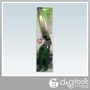 三共コーポレーション ロック式ステンレス回転式芝生鋏 A932|diy-tool