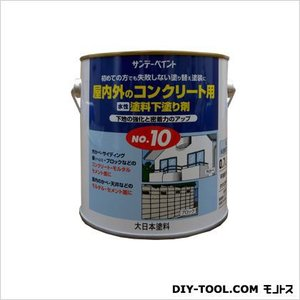 サンデーペイント 水性塗料下塗り剤No.10 0.7L プライマー 塗料 下塗り diy-tool