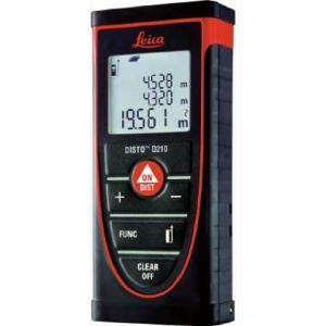 ライカディスト レーザー距離計 ライカディスト  幅50ミリ 奥行27ミリ 高さ114ミリ DISTO-D210|diy-tool