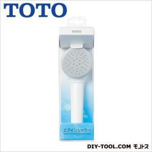 TOTO エアインシャワーヘッド ホワイト THYC48|diy-tool