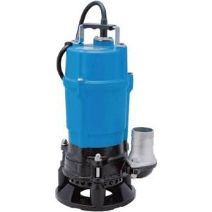 ツルミ 水中泥水ポンプ60HZ HSD2.55S     60HZ|diy-tool