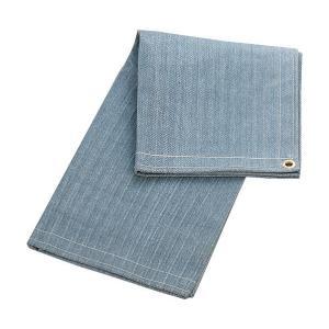 ●耐炎繊維生布に特殊シリコンを両面にコーティングしています。 ●受けた火花・ノロをはじくタイプです。...