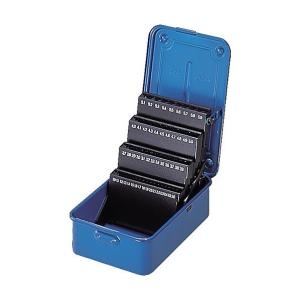●フタを開くとドリルが自動的に立ち、取り出しが大変便利です。 ●積み重ねができます。   ●ドリルに...