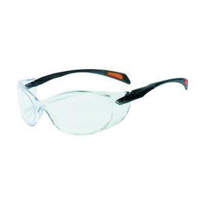 TRUSCO 二眼型セーフティグラスゴーグルタイプレンズクリア TSG-814TM