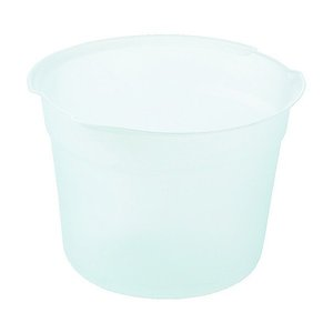 TRUSCO ペール缶用内容器3リットル10個入り TPP3LY 10個|diy-tool