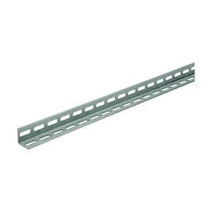 トラスコ(TRUSCO) 配管支持用穴あきアングルL50型ステンレスL24005本組 2400 x 50 x 50 mm TKL5W240S 5本|diy-tool