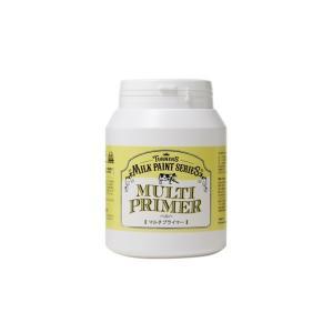 ターナー色彩 ミルクペイントマルチプライマー 450ml MK450208|diy-tool