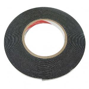 寺岡製作所 ハイスピード 強力両面テープ 厚手 No.7811 黒 テープ厚1.2mmX幅10mmX長さ10mの商品画像|ナビ