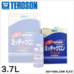 染めQ テロソンミッチャクロンマルチ 3.7L|diy-tool