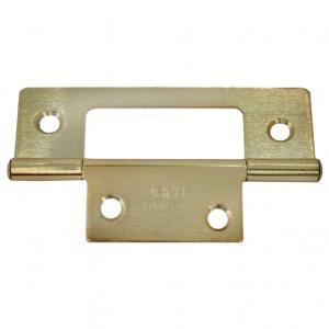 和気産業 ステンフラッシュ丁番 金 64mm 4604000|diy-tool