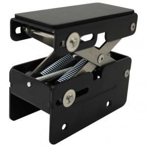 和気産業 Walist ウォリスト 2×4材用金具 黒 WAT-001|diy-tool