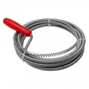 和気産業 排水口つまり解消! クランク型パイプクリーナー ワイヤー長さ(m):3 ワイヤー径(φmm):6 ZC-006|diy-tool