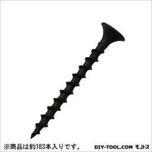 ハイロジック コーススレッド 黒 3.8mm×38mm 約183本|diy-tool