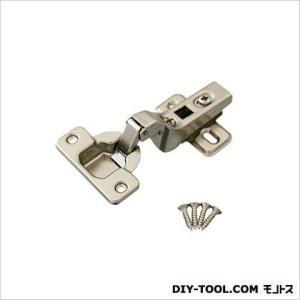 スライド蝶番ワンタッチインセットキャッチ付 35mm|diy-tool