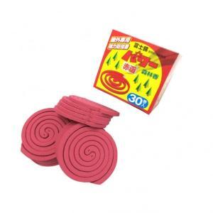 富士錦 パワー森林香 携帯防虫器用線香 赤箱|diy-tool