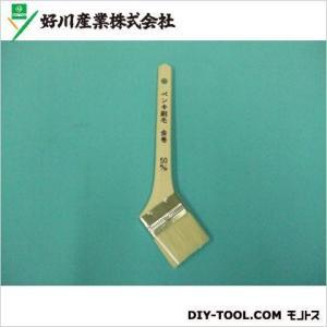 好川産業 ペンキ金巻用刷毛 50mm 52565|diy-tool