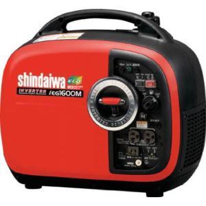 新ダイワ 防音型インバーター発電機1.6kVA 550 x 363 x 494 mm IEG1600MY diy-tool