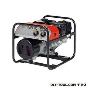 新ダイワ エンジン溶接機 幅×奥行×高さ:390×520×406mm EW130|diy-tool