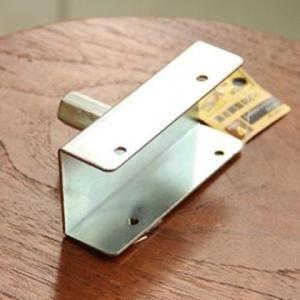 シンプソン金具 2×4材用アジャスター金物 ツーバイフォー パーツ 1個|diy-tool