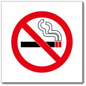 ピクトサイン 絵文字サイン ピクトグラム 禁煙ステッカー|diykanbanstore|02