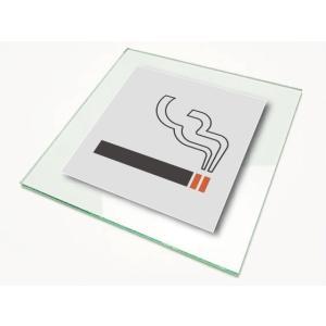 ピクトサイン 絵文字サイン ピクトグラム 喫煙所ステッカーLサイズ|diykanbanstore