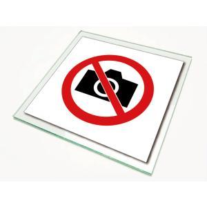 ピクトサイン 絵文字サイン ピクトグラム 撮影禁止ボードサイン|diykanbanstore
