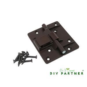 クローゼットなどに使用されている丁番です。  材質  亜鉛ダイカスト製+樹脂製+鉄製  ※仕様変更で...