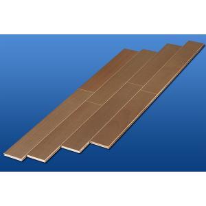 遮音フローリング LL45 モカブラウン 雁形状 床暖房対応可能