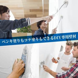 カビ対策 調湿 湿気 内装用 塗料 壁材 こて塗り DIY 左官 シェルクリームセット|diystyle